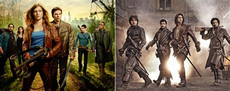 """NT1 s'offre """"Revolution"""" et """"The Musketeers"""" - News Séries"""