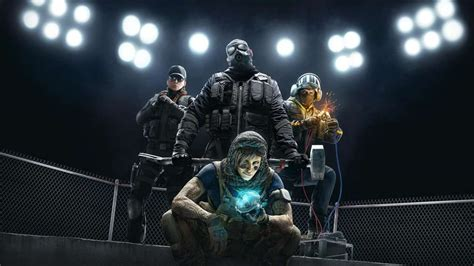 Y4S3 Rainbow Six Siege Operators May Have Leaked - GameSpot