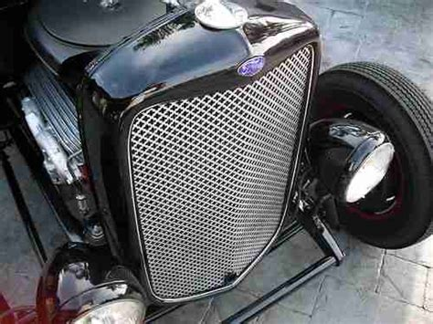 Purchase used HOT ROD 1930 31 FORD MODEL A ROADSTER 1932