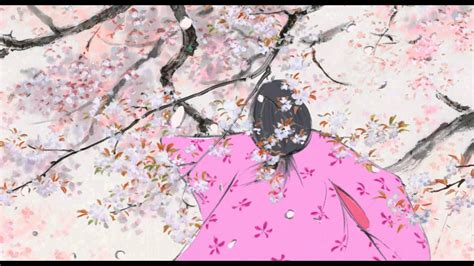 THE TALE OF THE PRINCESS KAGUYA - Blossoms - Film Clip