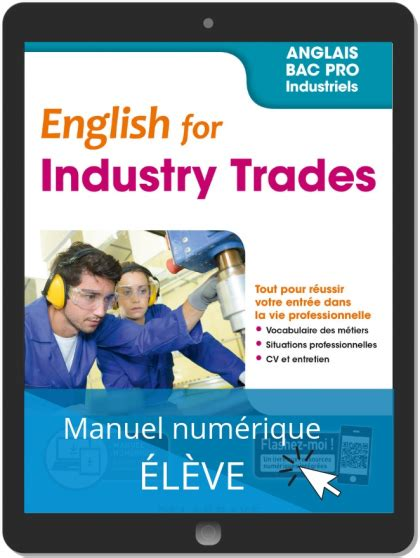 English for Industry Trades - Anglais Bac Pro (2019