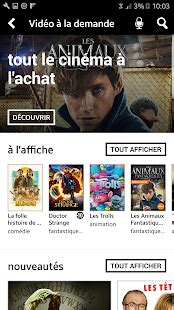 TV d'Orange, live-replay-vod - Android Apps on Google Play