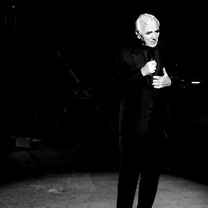 Hier Encore by Charles Aznavour - Songfacts