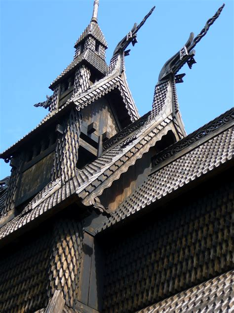Wooden Churches in the North and East of Europe: Norway