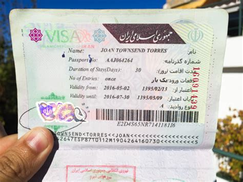 How to get a visa for Iran - Ultimate guide 2019 - Against