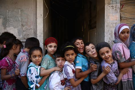 Millions of dollars in aid for Syrian child refugees has