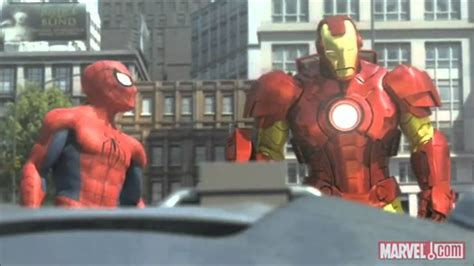 Spider-Man, Iron Man and the Hulk (Full and HQ) - YouTube