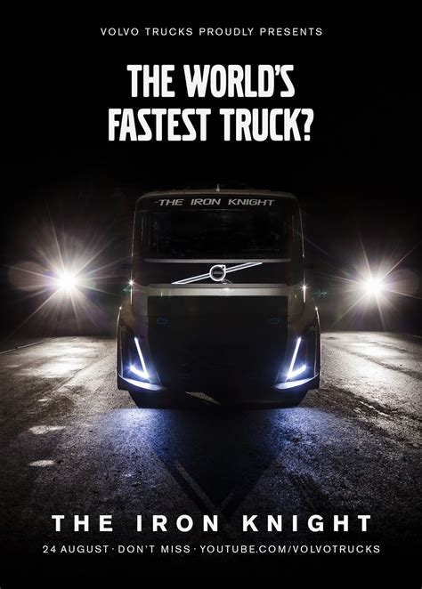 The 2,400 HP Volvo Iron Knight could very well be the
