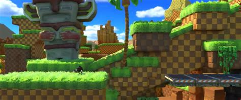 Sonic Forces Gameplay Video Focuses on Free Shadow DLC