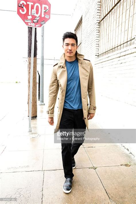 Actor Daniel Henney is photographed for August Man on