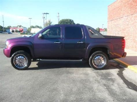 Purchase used 2008 CHEVROLET AVALANCHE LTZ 4X4 LOADED