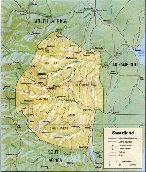 Dynamic Yet Consistent » The Kingdom of Swaziland (part 2)