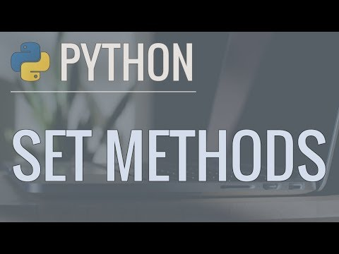Python Set intersection example - CodeVsColor
