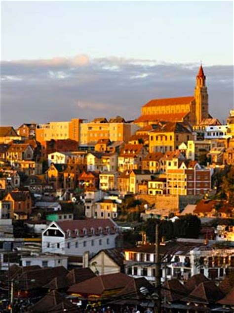 Madagascar Facts on Largest Cities, Populations, Symbols