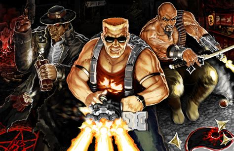 The Big Three Build Engine Games On GOG | GamingOnLinux