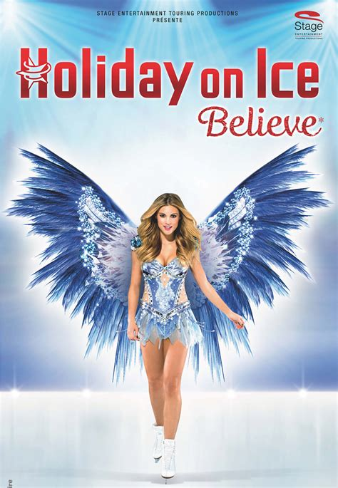 Holiday on Ice : dates de spectacles 2019