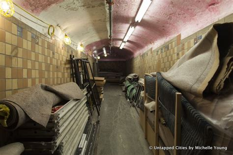 Rediscovering The New Yorker Hotel's Underground Tunnel to