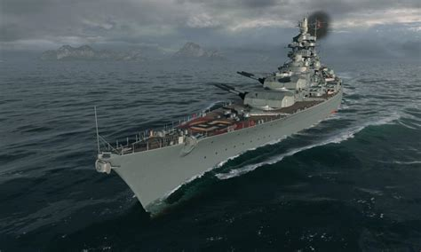 Tirpitz camo - Other - World of Warships official forum