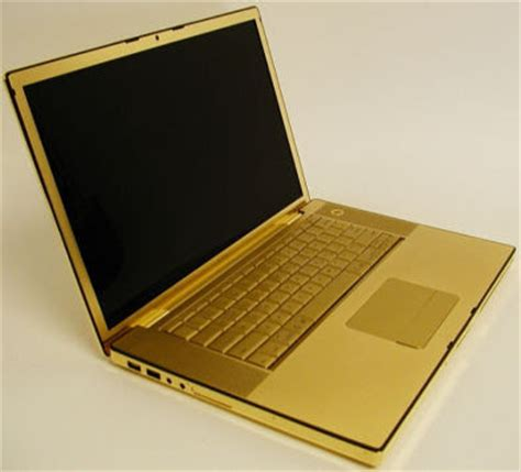 SWAGGMATIC BLOG: golden macbookpro most expensive apple
