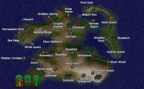 Arena:Maps - The Unofficial Elder Scrolls Pages (UESP)