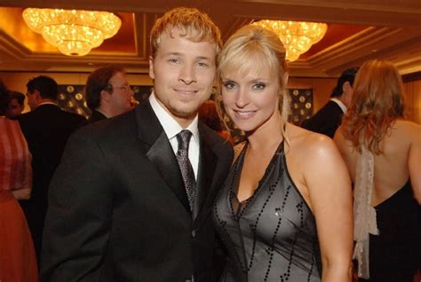 7 Facts About Leighanne Wallace - Brian Littrell 's Wife