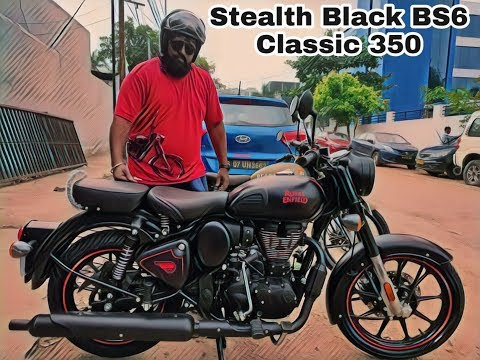 Royal Enfield Classic 350 BS6 test ride video - Better