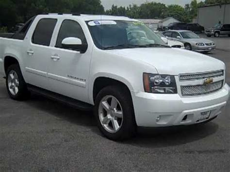 2007 Chevrolet Avalanche LTZ, 4wd from Diepholz Auto Group