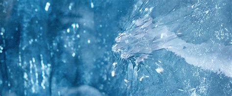 frost, gif, and ice image | Magic | Pinterest | Reine des