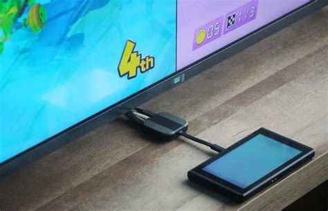 Sfans Nintendo Switch Portable Adapter Brings the TV Mode